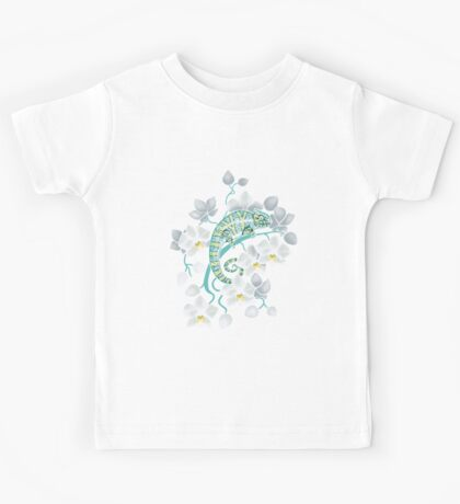 chameleons and orchids  Kids Clothes