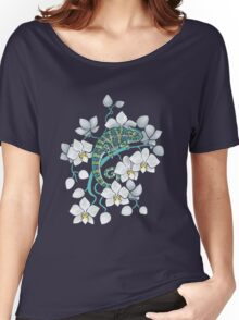 chameleons and orchids  Women's Relaxed Fit T-Shirt