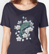 chameleons and orchids  Relaxed Fit T-Shirt