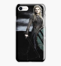 Lagertha (Warrior)  iPhone Case/Skin