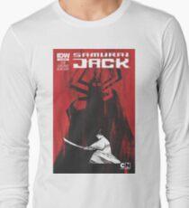 samurai jak yo Long Sleeve T-Shirt