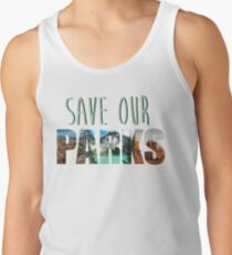 Save Our Parks Tank Top