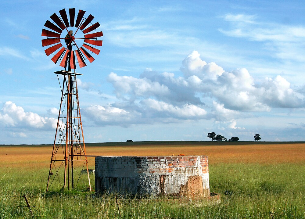 Wind Pump by robjbez