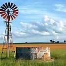Wind Pump by robjbez