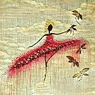 DANCER AND DRAGONFLIES 23 by Tammera