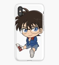 Conan Chibi iPhone Case/Skin