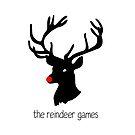 The Reindeer Games (black) by MrPeterRossiter