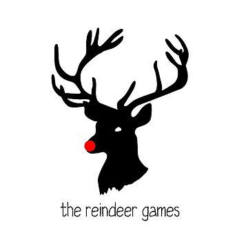 The Reindeer Games (black) by MrPeterRossiter