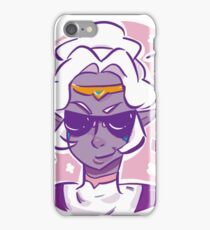 Allura runs this ship iPhone Case/Skin