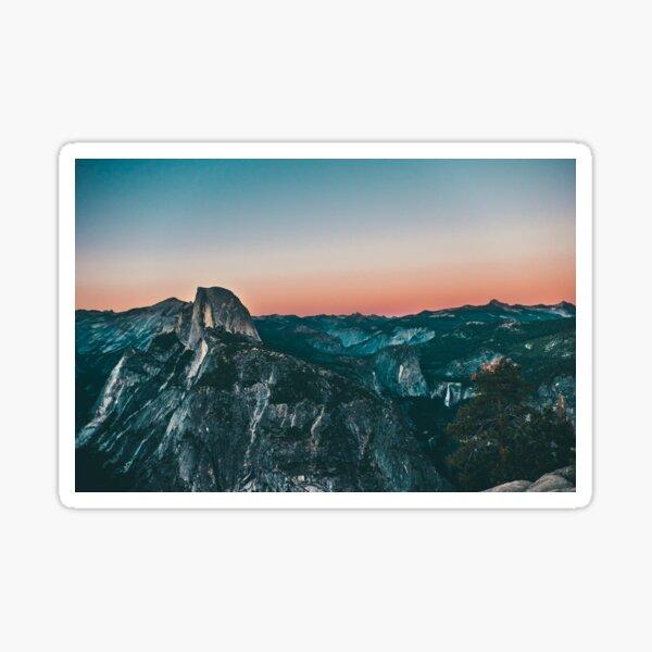Glacier Point Sticker