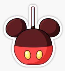 Caramel Apple Sticker