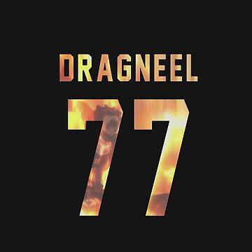 Dragneel jersey #77 by Aaronoftheyear