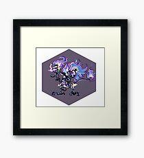 Chandezard  Framed Print