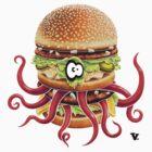 Burgeropod by SuperOctopus