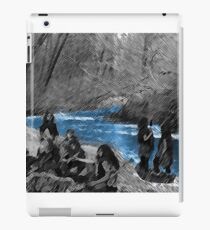 Paleo Indian Dream iPad Case/Skin