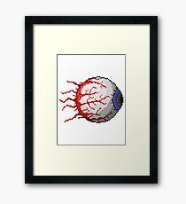 Terraria Eye of Cthulhu Framed Print