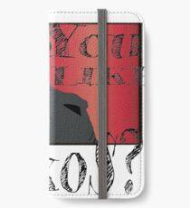 Snatch iPhone Wallet/Case/Skin