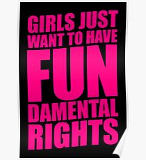 Fundamental Rights: Posters | Redbubble