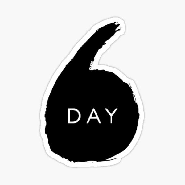 DAY 6 - Logo Sticker