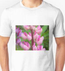 Pink Lupin Unisex T-Shirt