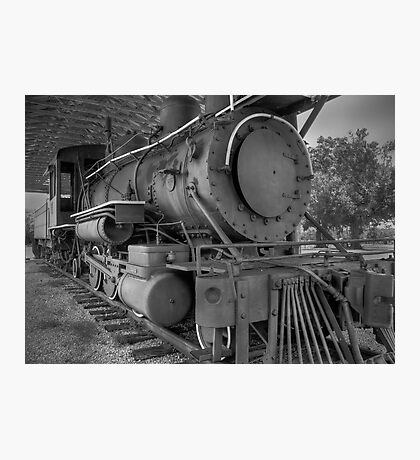 Steam Power! Photographic Print