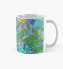 Daisy Fantaisy ~ Distracted Abtract Mug
