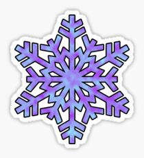Cute Snowflake  Sticker