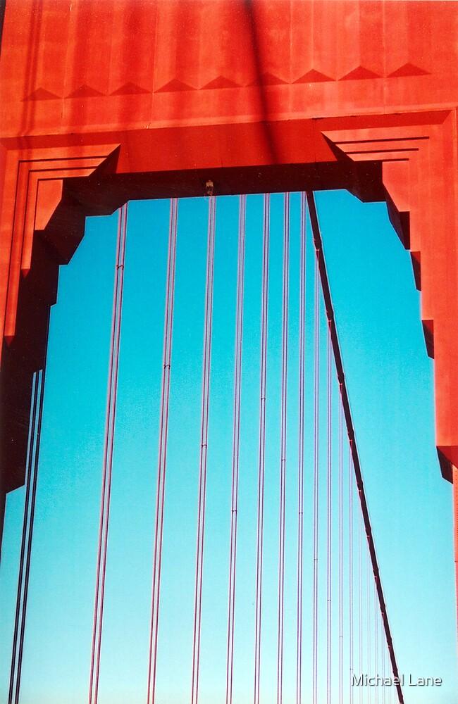 Golden Gate 2 by Michael Lane