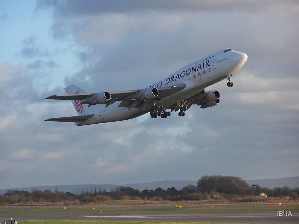 Take off by IB4A