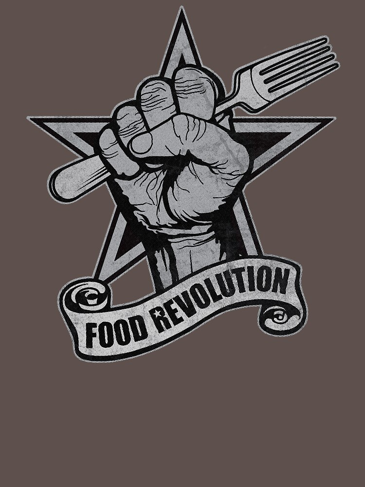 Food Revolution! by rubyred