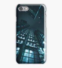 17/LE/10 (Blue) iPhone Case/Skin