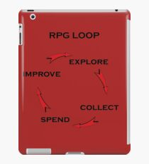 rpg loop iPad Case/Skin