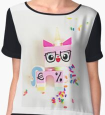 Unikitty Expert Chiffon Top