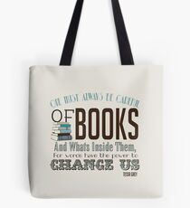 Words.. Tote Bag