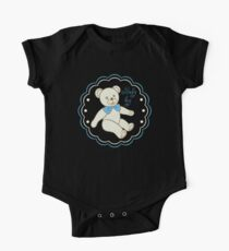 Pattern for baby boy One Piece - Short Sleeve