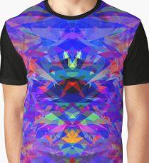 Spitze Grafik T-Shirt
