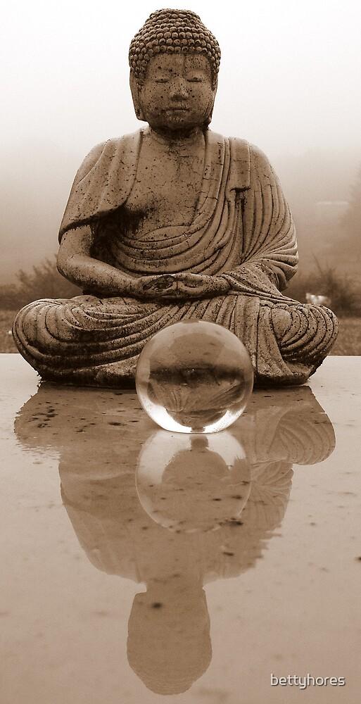 Meditation by bettyhores
