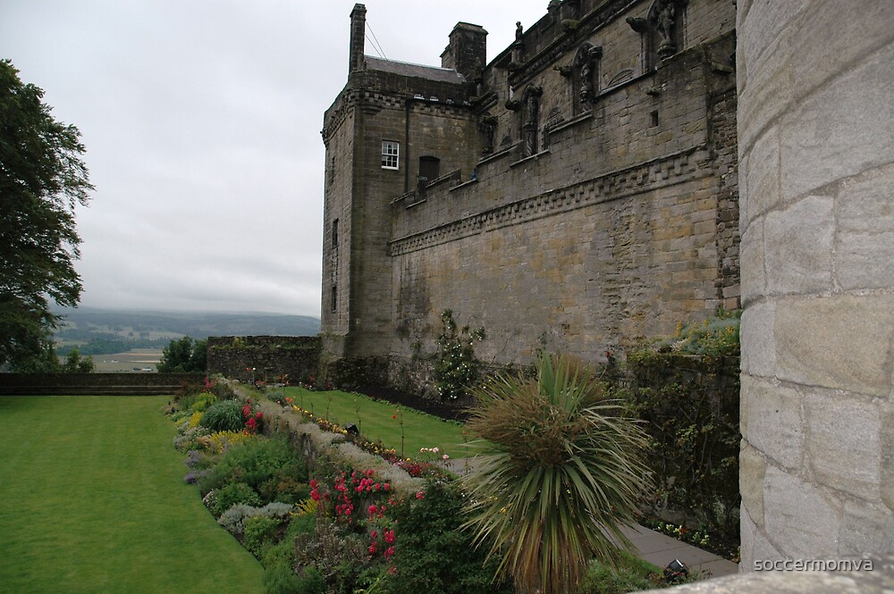 Stirling Castle, Scotland by soccermomva