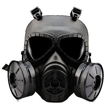 Gas Mask by coolbruiser