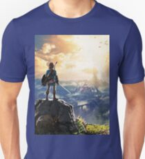 Legend of Zelda Breath of the Wild! Unisex T-Shirt