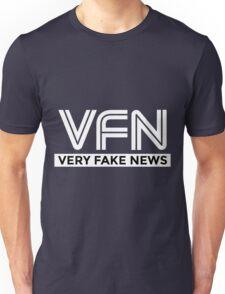 Very Fake News Unisex T-Shirt