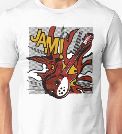 POW WHHAM POP ART Unisex T-Shirt