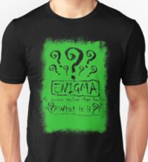 the quest of the riddler T-Shirt
