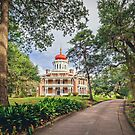 Longwood Home in Natchez by Jonicool
