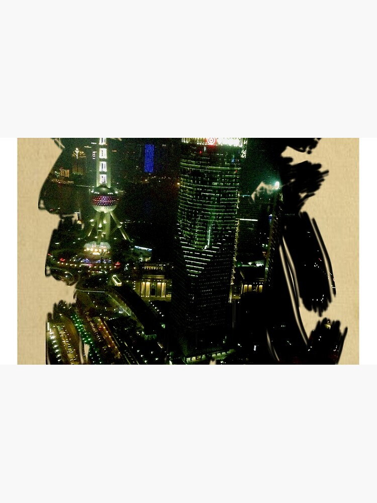 Shanghai  by KrissyPizzy
