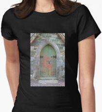 Irish Country Church Door T-Shirt