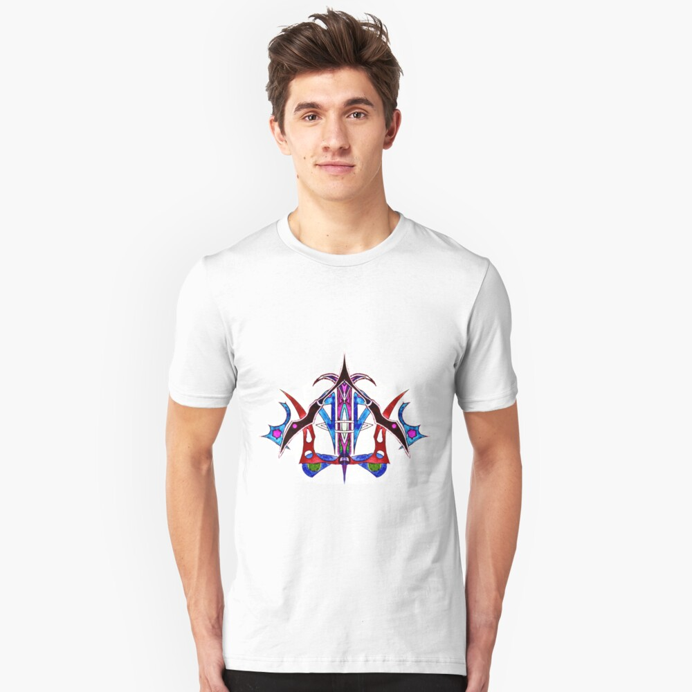 Sweet coat of arms! Unisex T-Shirt Front