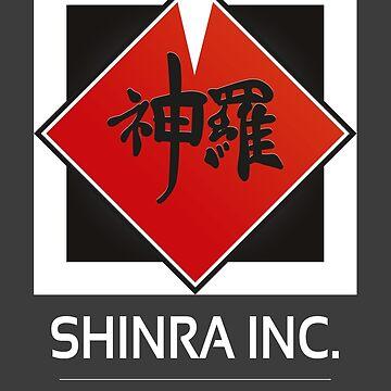 Shinra Inc. by polmurphyartist