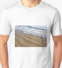 Wave formed sand ripples T-Shirt