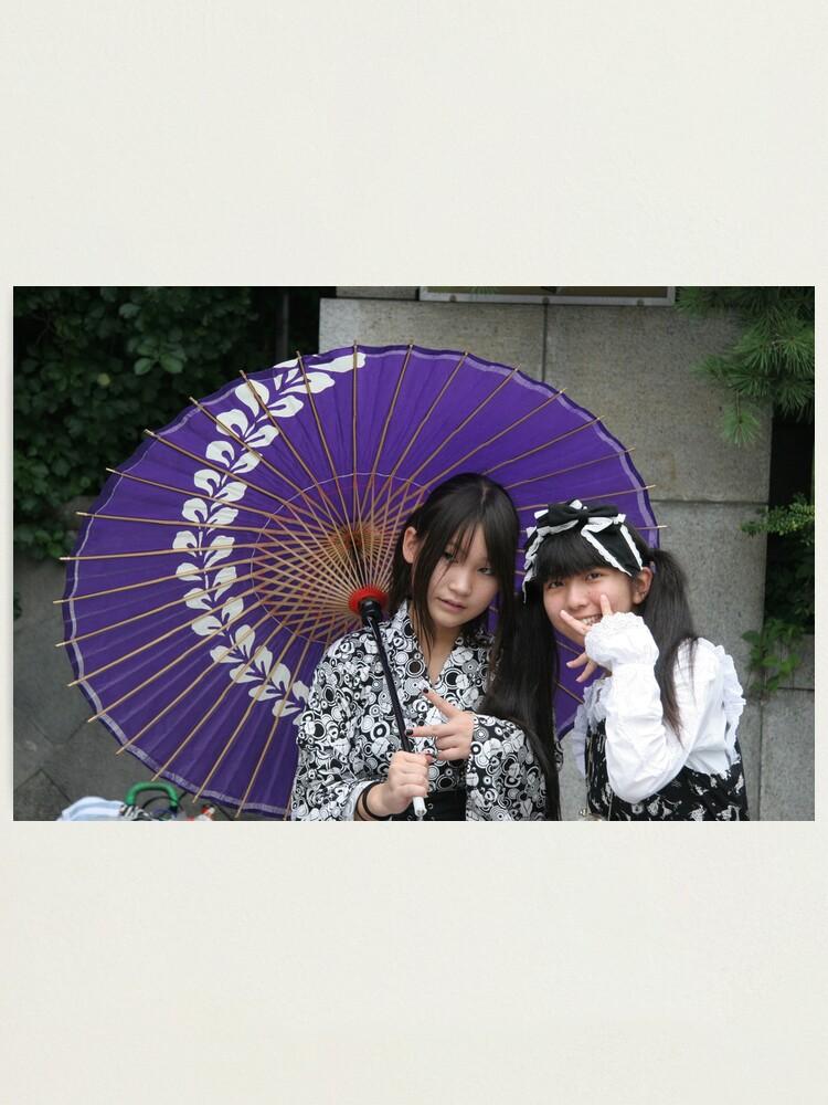 Alternate view of Tokyo - Harajuku Style Photographic Print